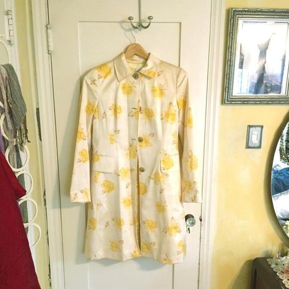 Banana Republic Springtime coat